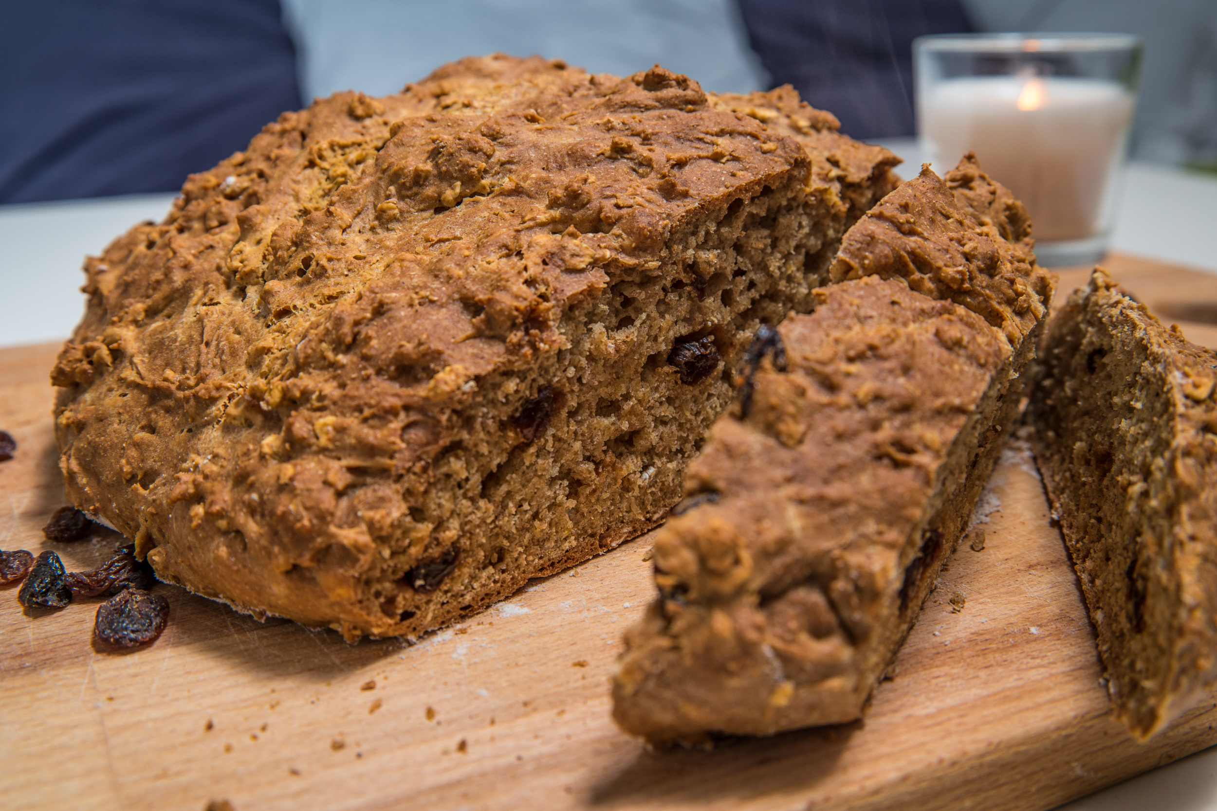 Das fertige Irisches Sodabrot Rezept