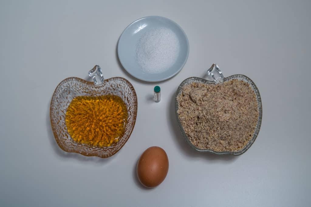 Zutaten für die Füllung des Appenzeller Biberli Rezepts