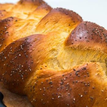 Zutaten für das Jüdisches Challa Rezept