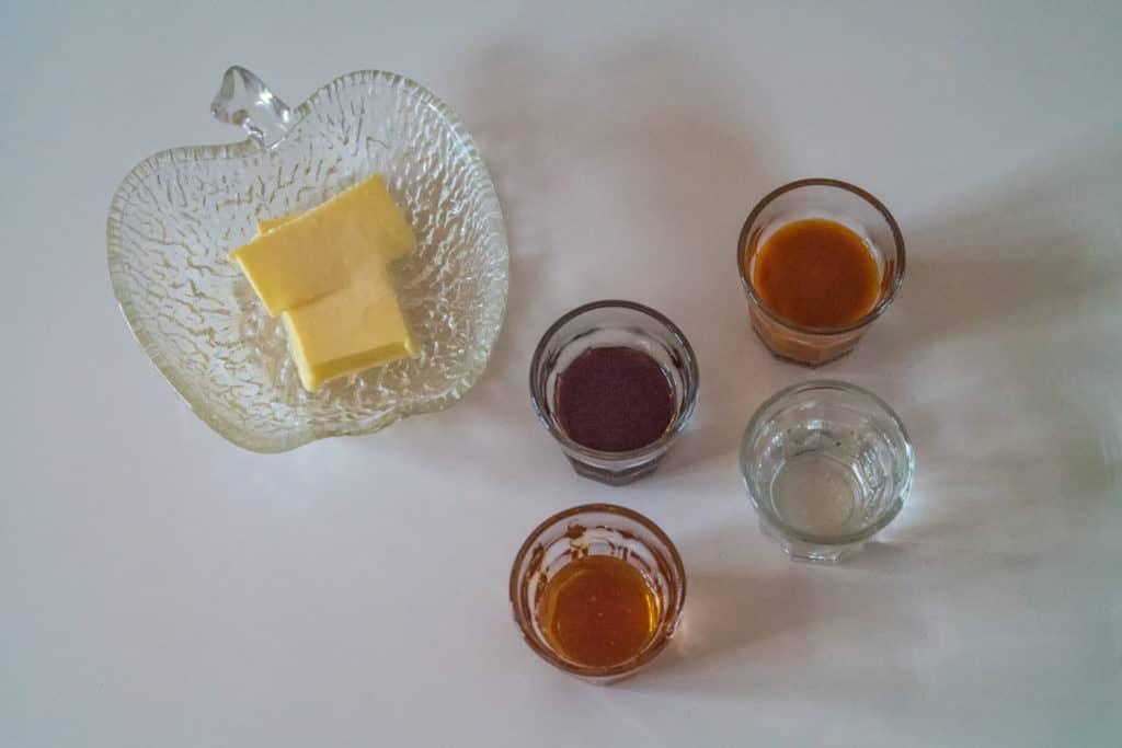 Zutaten für das Scharfe gebackene Blumenkohl Bites Rezept